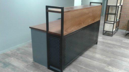 Wood & Steel Combination