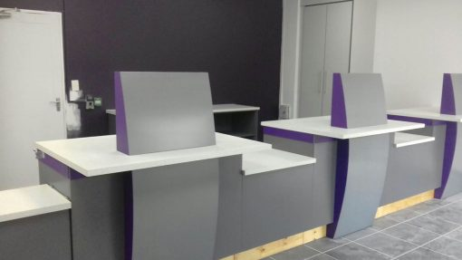 Counters & Serving Areas